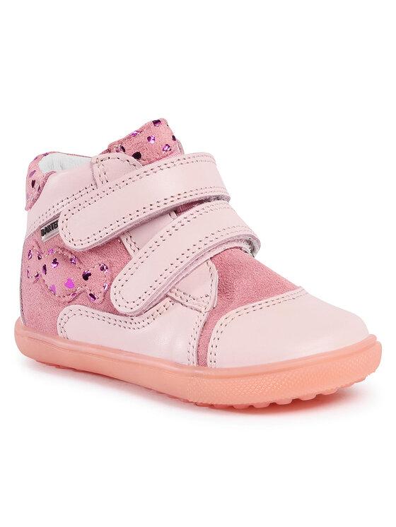 Bartek Auliniai batai 11703/0-S19 Rožinė