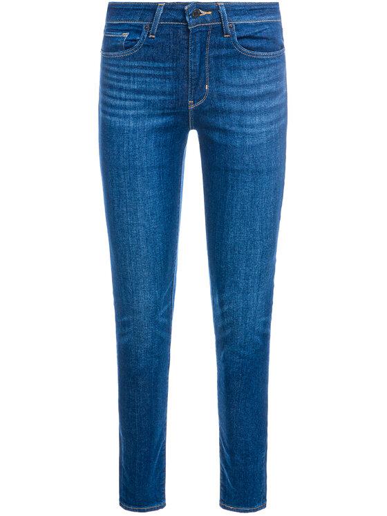 Levi's® Levi's® Skinny Fit Jeans 721™ High Rise 18882-0330 Dunkelblau Skinny Fit