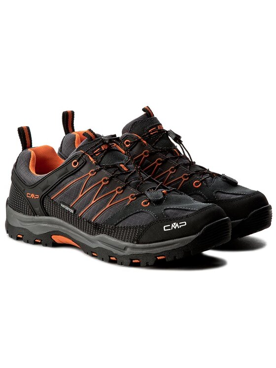 CMP CMP Trekkings Kids Rigellow Trekking Shoes Wp 3Q54554J Gri