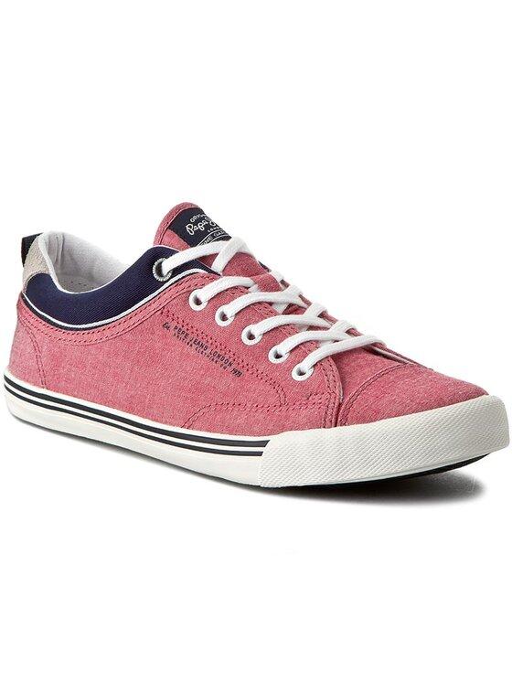 Pepe Jeans Pepe Jeans Scarpe sportive Britt Fabric PMS30232 Rosso