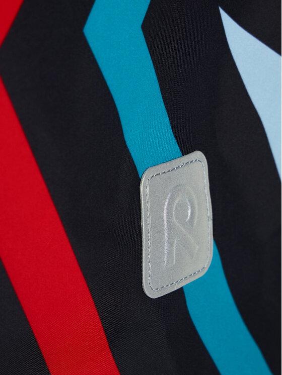 Reima Reima Kurtka narciarska Wheeler 531413B Kolorowy Regular Fit