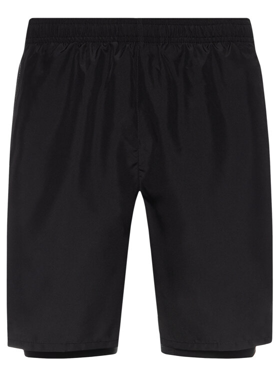 Nike Nike Short de sport Challenger AJ7741 Noir Standard Fit