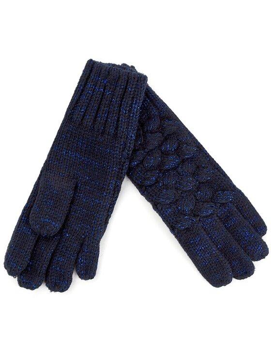 Pepe Jeans Pepe Jeans Rękawiczki Damskie Becky Gloves PG080063 Granatowy