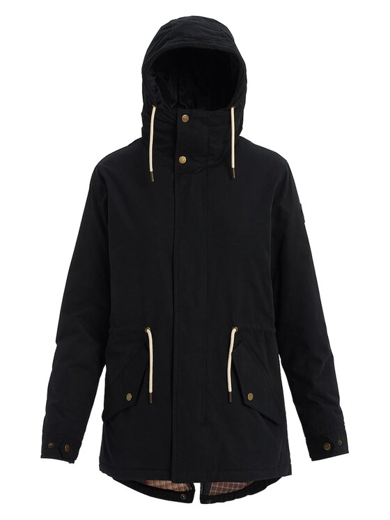 Burton Burton Parka Sadie 21459100001 Nero Regular Fit
