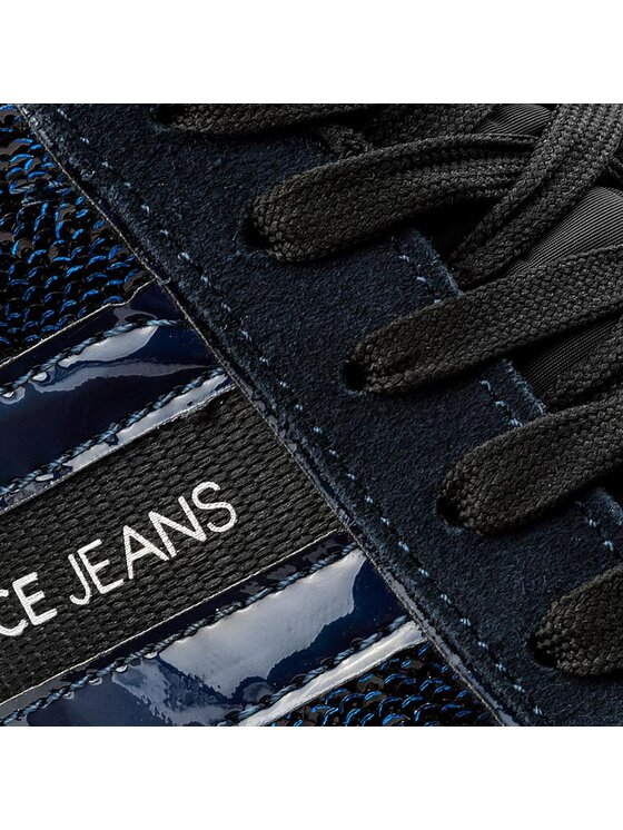 Versace Jeans Versace Jeans Laisvalaikio batai E0VQBSB1 Tamsiai mėlyna