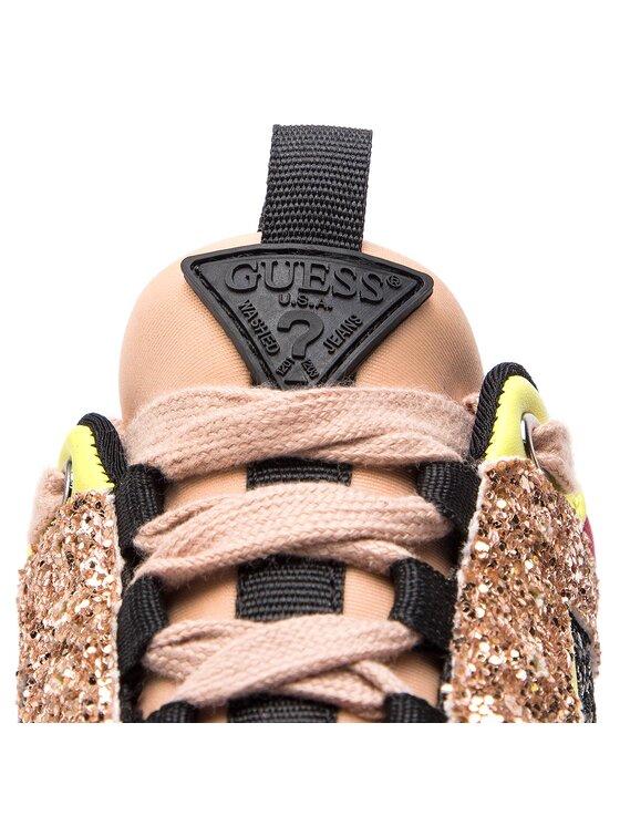 Guess Guess Laisvalaikio batai FL5SLY FAM12 Spalvota