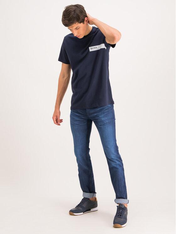 Boss Boss T-Shirt 50404133 Dunkelblau Regular Fit