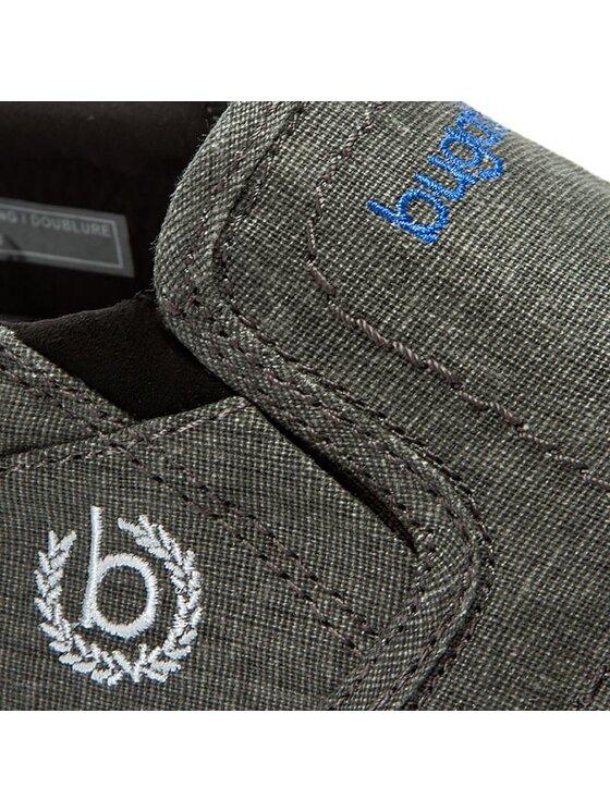 Bugatti Bugatti Teniszcipő F4866-6 Fekete
