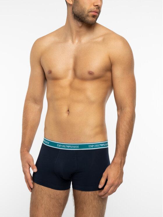 Emporio Armani Underwear Emporio Armani Underwear Set di 3 boxer 111357 9P717 19232 Multicolore