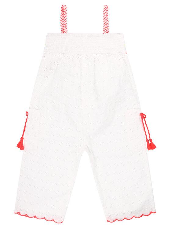 Billieblush Billieblush Kombinezon U14355 Biały Regular Fit