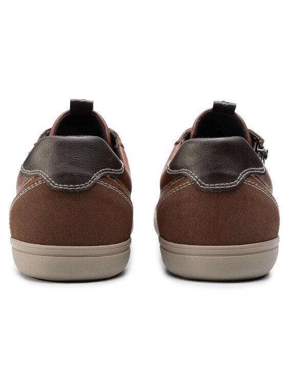 Geox Geox Sneakersy U Halver A U943AA 05422 C6000 Hnědá