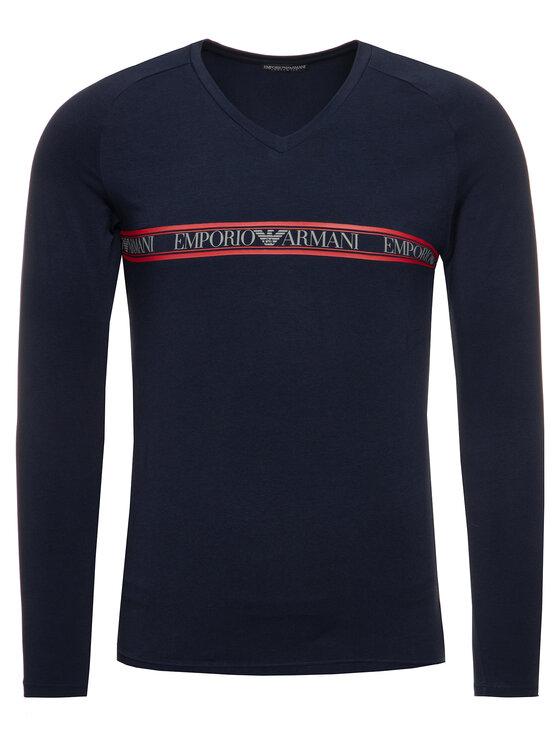 Emporio Armani Underwear Emporio Armani Underwear Longsleeve 111742 9A525 00135 Blu scuro Regular Fit