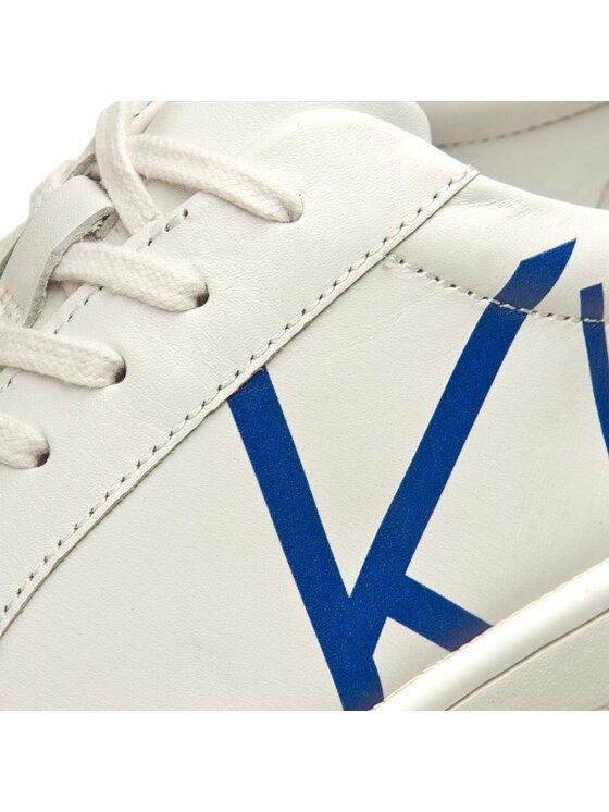 Calvin Klein Calvin Klein Sneakers Danya E4835 Bianco