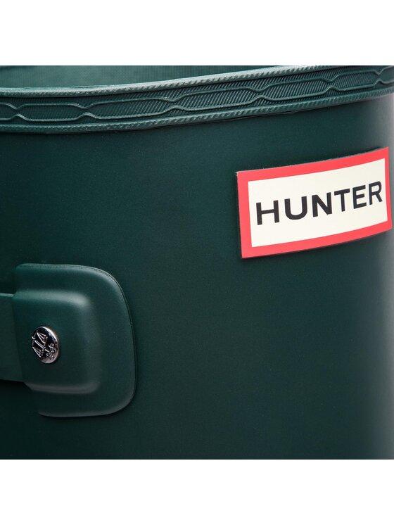 Hunter Hunter Гумени ботуши Original Refined WFT1071RMA Зелен