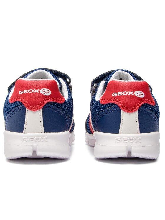 Geox Geox Sneakersy B Runner B. C B92H8C 014BU C0735 M Granatowy