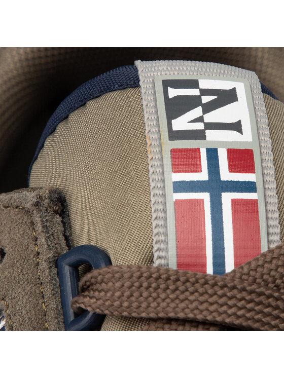 Napapijri Napapijri Sneakers Fvirtus NA4DWC Verde