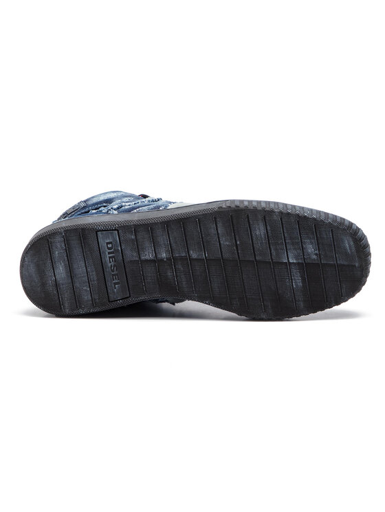 Diesel Diesel Sneakersy S-Milenium Mc Y01840 P0783 T6316 Tmavomodrá