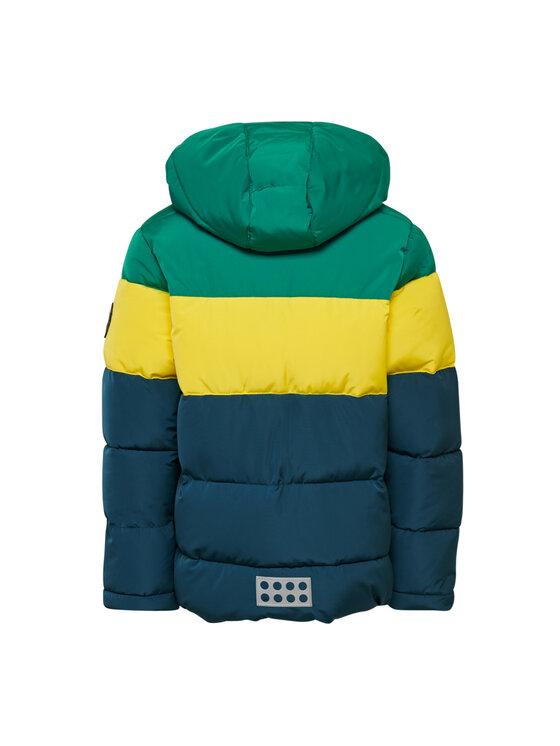 LEGO Wear LEGO Wear Пухено яке LWJordan 708 21476 Цветен Regular Fit