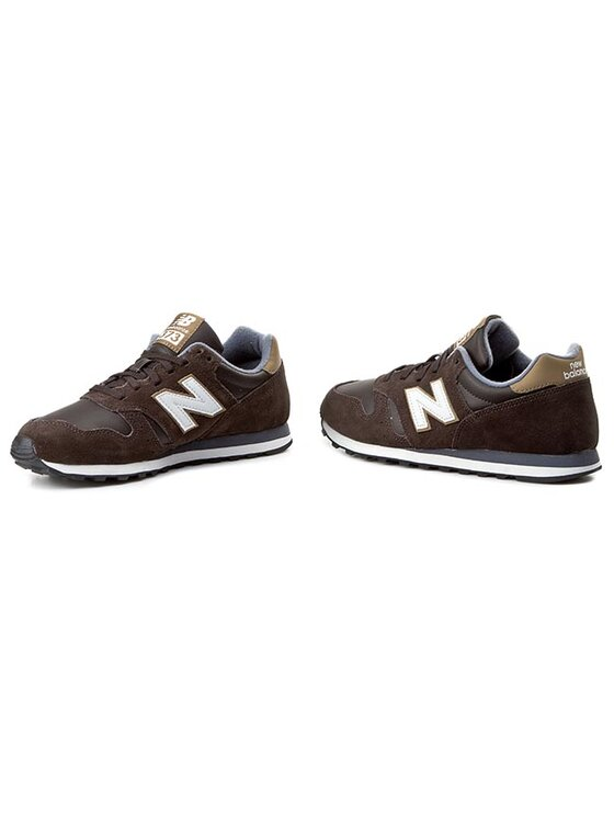 New Balance New Balance Sneakersy Classics ML373BSO Hnedá
