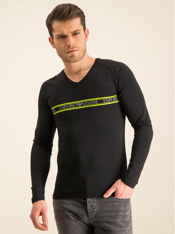Emporio Armani Underwear Emporio Armani Underwear Longsleeve 111742 9A525 00020 Schwarz