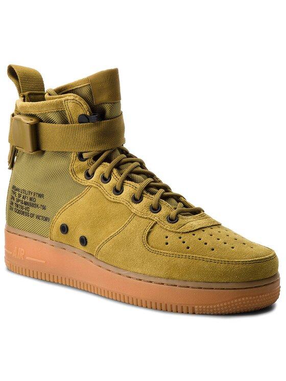 Nike Nike Pantofi Sf Af1 Mid 917753 301 Verde