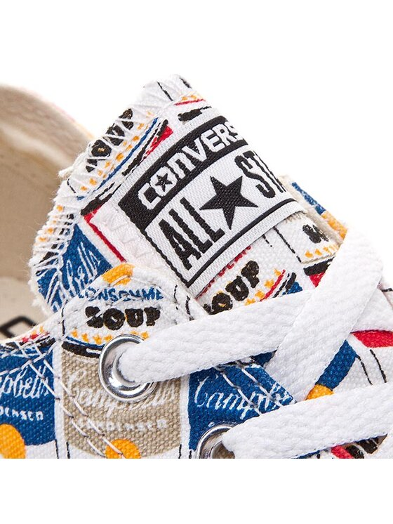 Converse Converse Trampki Ct Ox 147053C Kolorowy