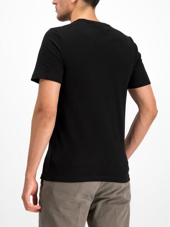 Aeronautica Militare Aeronautica Militare T-Shirt 192TS1343J419 Schwarz Regular Fit