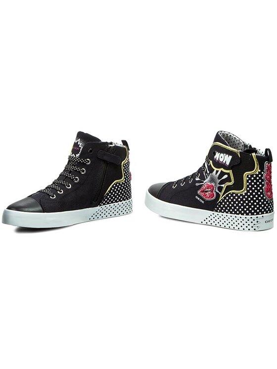 Geox Geox Sneakers J Ciak G. A J6204A 000AW C9999 Μαύρο