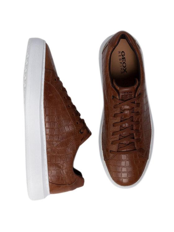 Geox Geox Sneakersy U Deiven E U945WE 0009D C6003 Hnědá