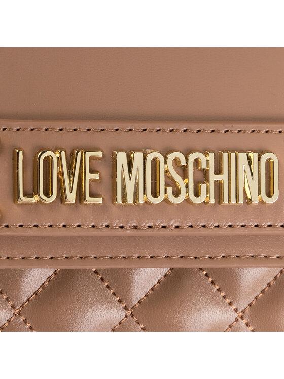 LOVE MOSCHINO LOVE MOSCHINO Torebka JC4008PP18LA0 Beżowy