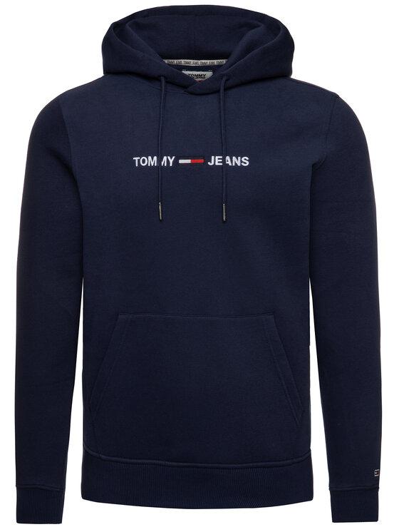 Tommy Jeans Tommy Jeans Sweatshirt DM0DM07030 Dunkelblau Regular Fit