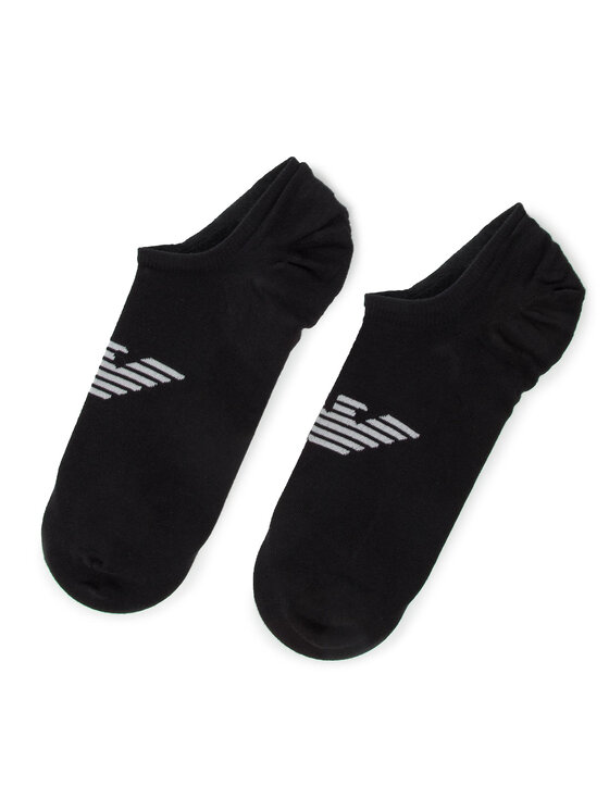 Emporio Armani Emporio Armani Κάλτσες Σοσόνια Ανδρικές 2342210 305228 9P436 r.39/46 Μαύρο