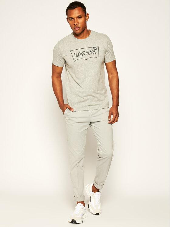 Levi's® Levi's® T-Shirt Housemark Graphic Tee 22489-0241 Grau Regular Fit