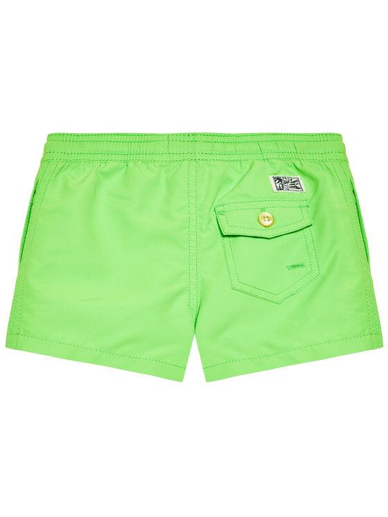 Polo Ralph Lauren Polo Ralph Lauren Szorty kąpielowe Traveler Sho 321785582017 Zielony Regular Fit