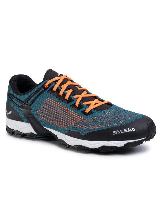 Salewa Turistiniai batai Lite Train K 61348-8748 Žalia