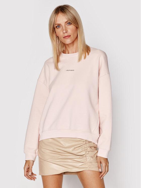 IRO Džemperis Siryla A0682 Rožinė Regular Fit