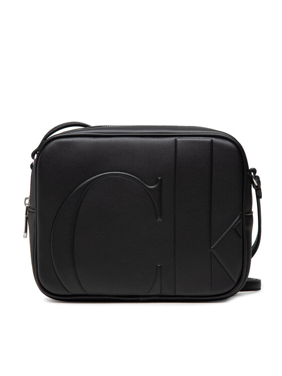 Calvin Klein Jeans Calvin Klein Jeans Torebka Large Camera Bag K60K608225 Czarny