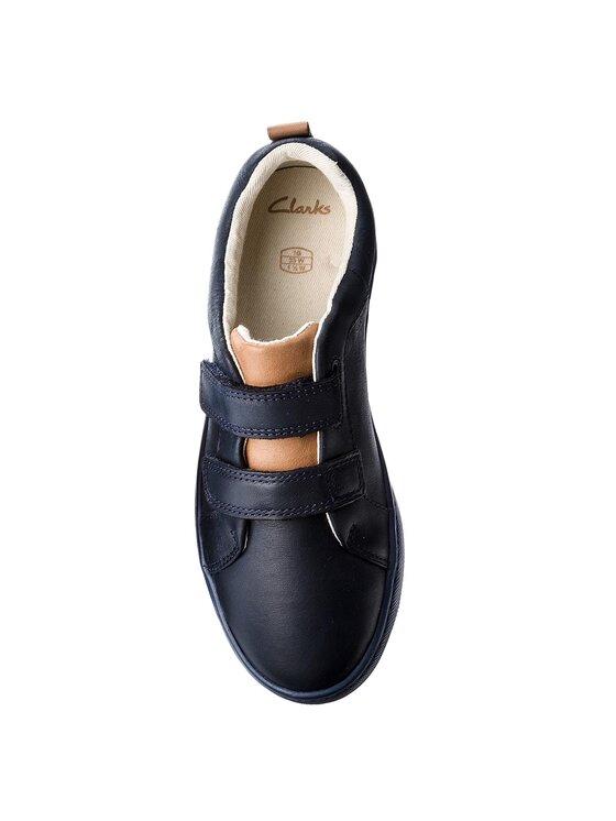 Clarks Clarks Laisvalaikio batai City Oasis 261340657 Tamsiai mėlyna