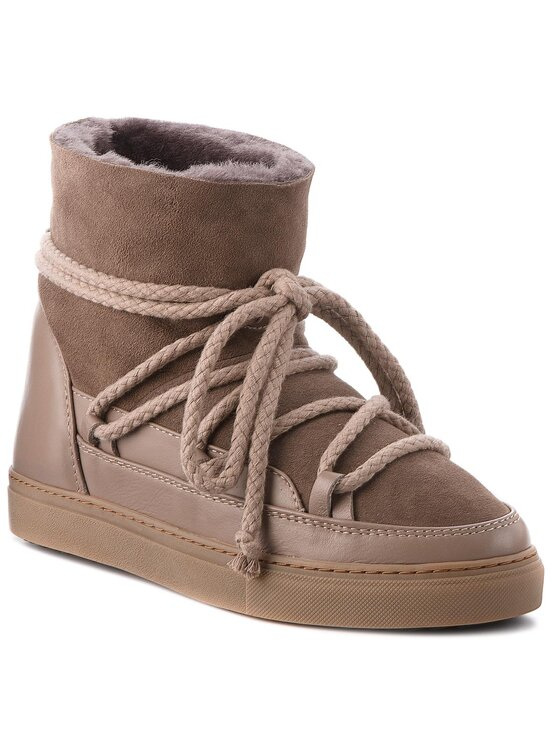 Inuikii Batai Sneaker Classic 70202-5 Ruda