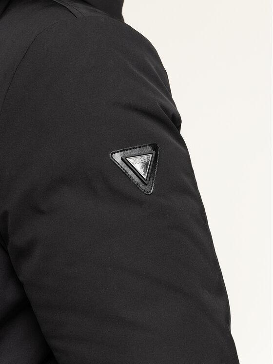 Guess Guess Zimná bunda M94L40 WC8Z0 Čierna Regular Fit