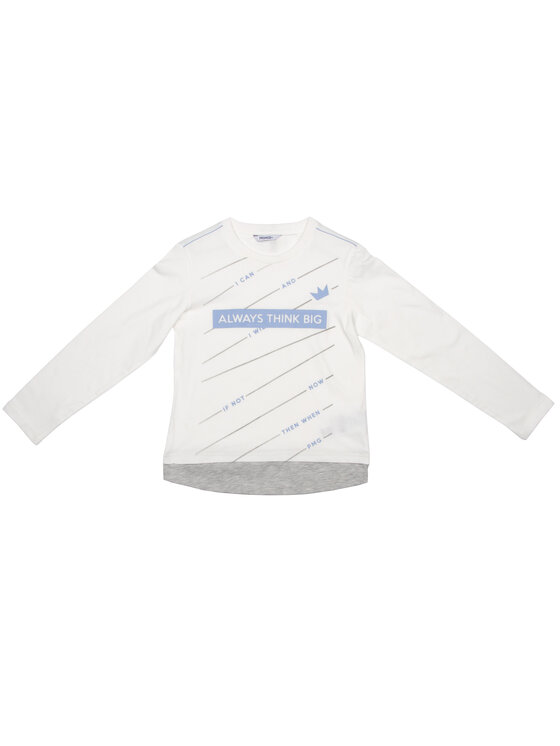 Primigi Primigi Blúz 43212081 Fehér Regular Fit