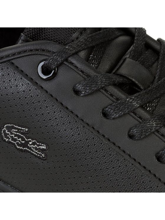 Lacoste Lacoste Pantofi Showcourt CTR SPM 7-28SPM022802H Negru