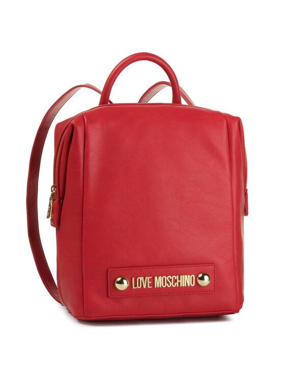 LOVE MOSCHINO LOVE MOSCHINO Plecak JC4223PP08KD0500 Czerwony
