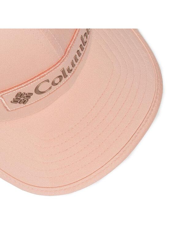 Columbia Columbia Czapka z daszkiem Tech Trail 110 Snap Back CU0158 Różowy