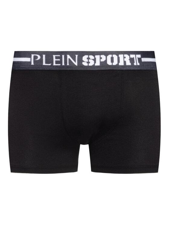 Plein Sport Plein Sport Boxerek A19C MUY0219 STE008N Fekete