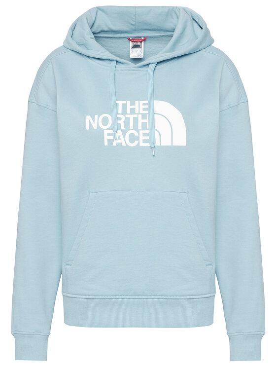 The North Face The North Face Bluza Light Drew Peak NF0A3RZ4BDT1 Niebieski Regular Fit