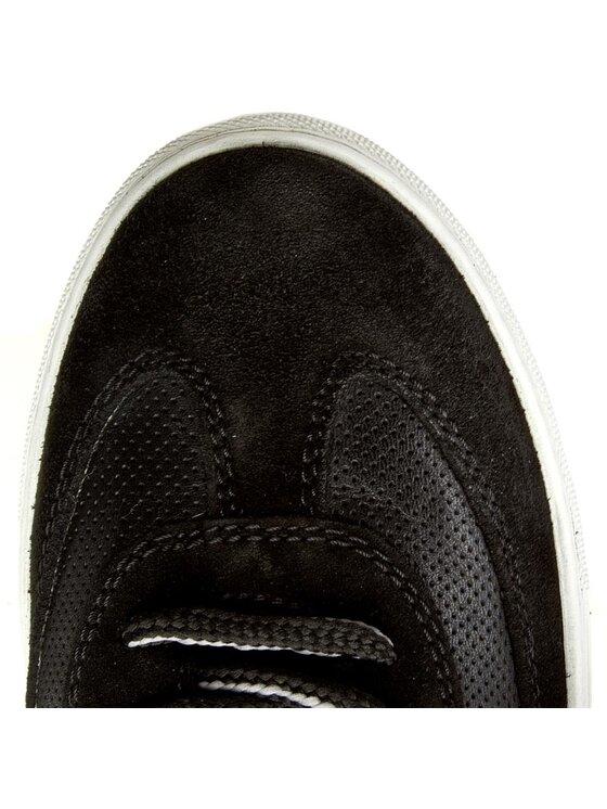 Tommy Hilfiger Tommy Hilfiger Sneakersy Mount 8C FM56821267 Czarny