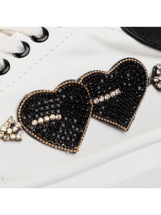 Silvian Heach Silvian Heach Sneakers Sneakers Sh Heart RCA19089CZ Blanc