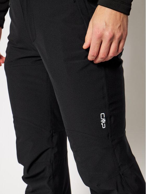 CMP CMP Spodnie narciarskie 3W17397N Czarny Regular Fit