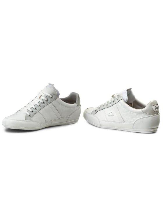 Lacoste Lacoste Sneakersy Chaymon Prm Us Spm 7-30SPM004014X Biały
